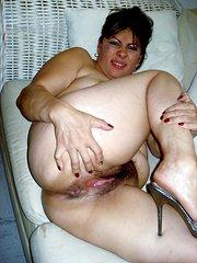 mujeres peludas gordas