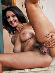 mujeres peludas y cogiendo