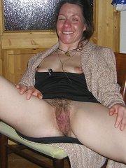 fotos de mujeres maduras peludas
