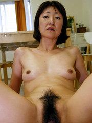 mujeres peludas maduras follando