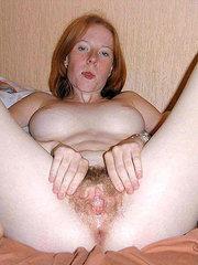 mujeres culonas y peludas