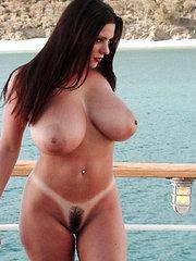 mujeres con la vajina peludas