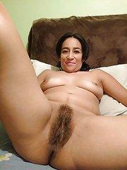 mujeres con panocha peludas