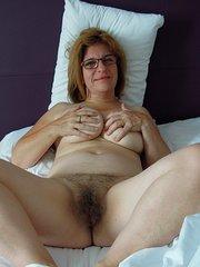 mujeres desnudas maduras peludas