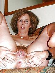 mujeres peludas descansando